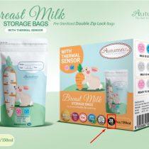 Milk Stoage Bags 5oz