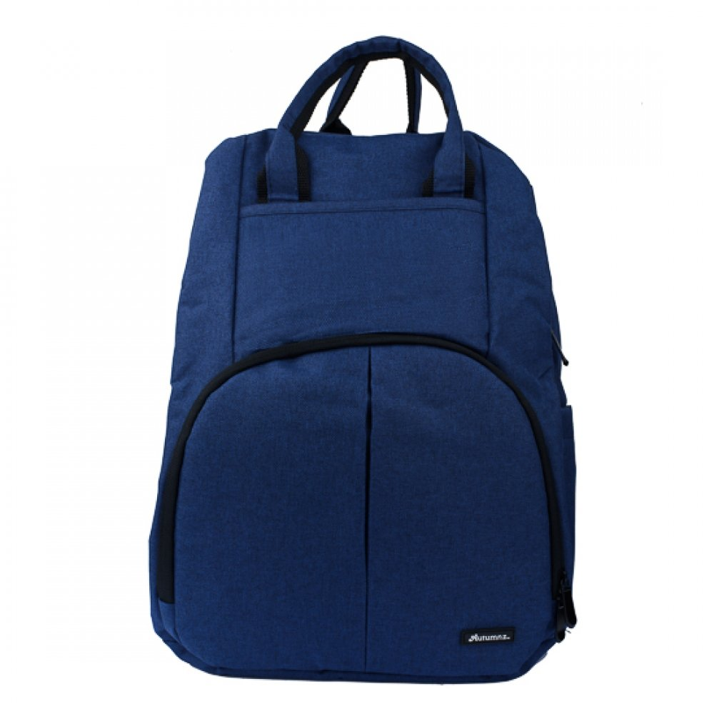 Autumnz PERFECT Diaper Backpack – Bay Blue